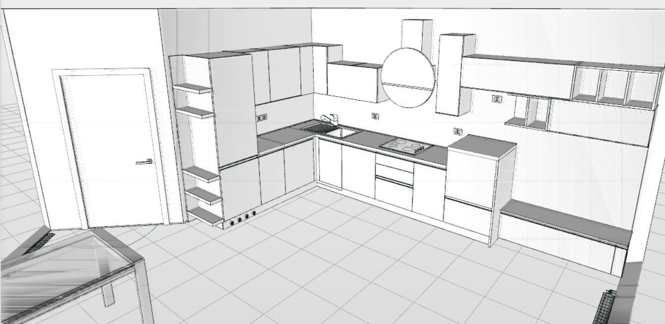 Arredamenti ballabio architetto arredatore e progettazione for Arredamenti ballabio